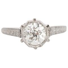 .70 Carat Diamond Engagement Ring
