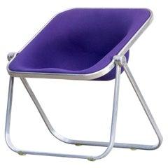 1970s Giancarlo Piretti 'Plona' Folding Chair for Castelli