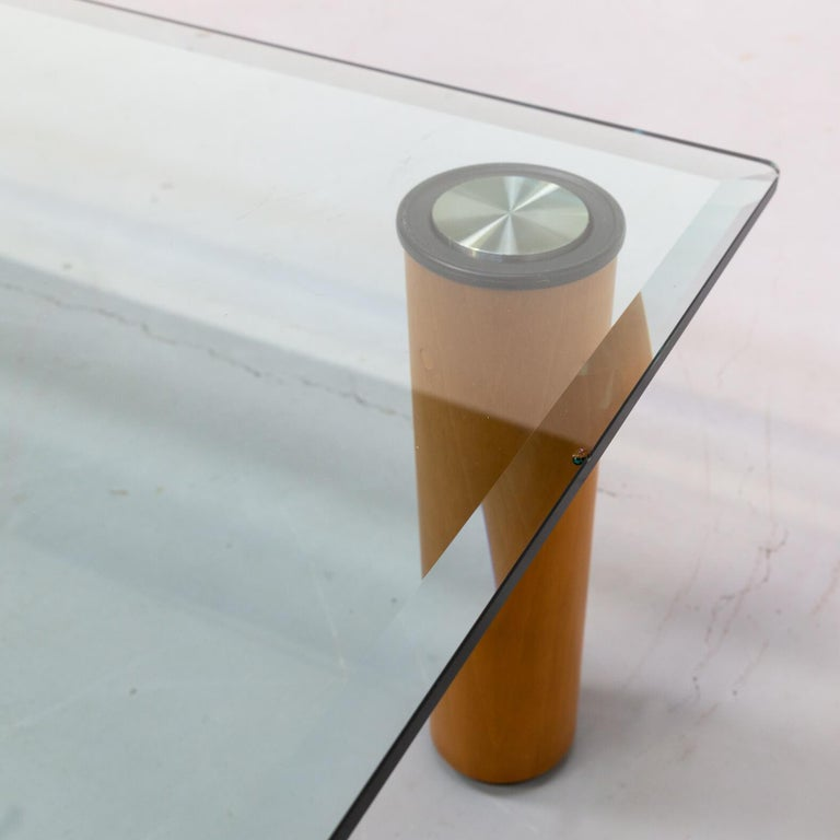 1970s Marco Zanuso 'marcuso' Coffee Table for Zanotta For Sale 3
