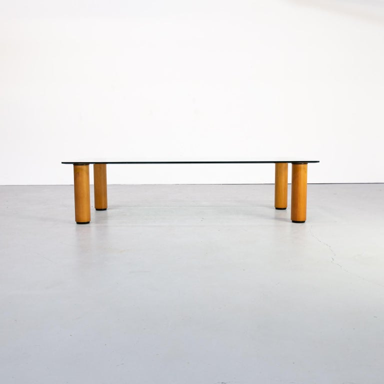 1970s Marco Zanuso 'marcuso' Coffee Table for Zanotta In Good Condition For Sale In Amstelveen, Noord