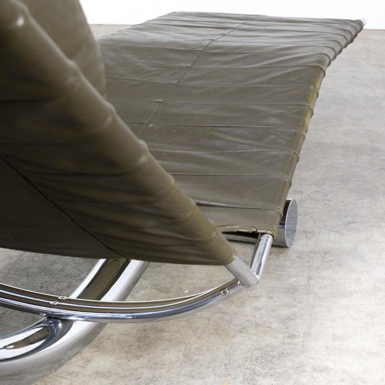 1970s Paul Tuttle Chaise Longue For Str 228 Ssle Switzerland