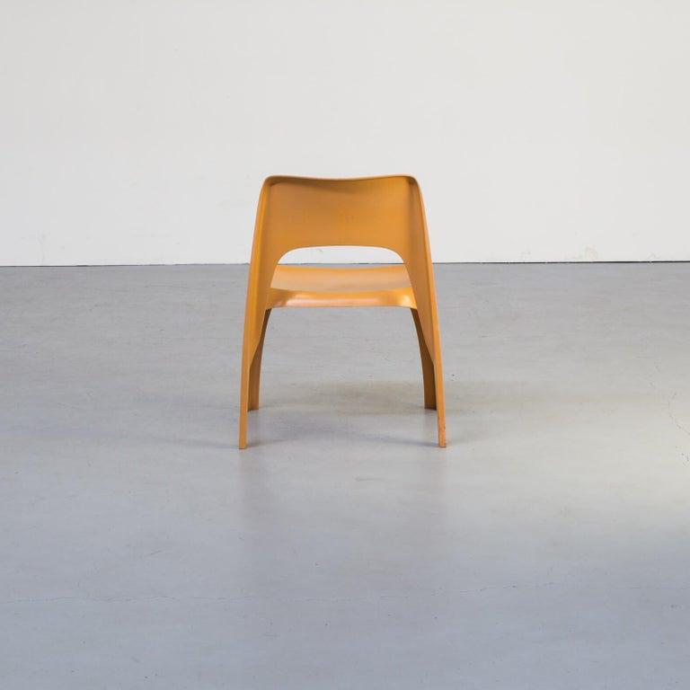 1970s Preben Fabricius Design Dining Table Set for Interplast For Sale 10