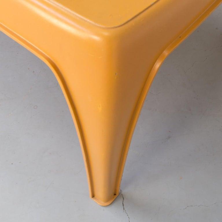 1970s Preben Fabricius Design Dining Table Set for Interplast For Sale 2