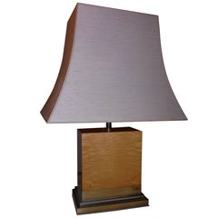 1970s Table Lamp by J. Claude Mahey, France