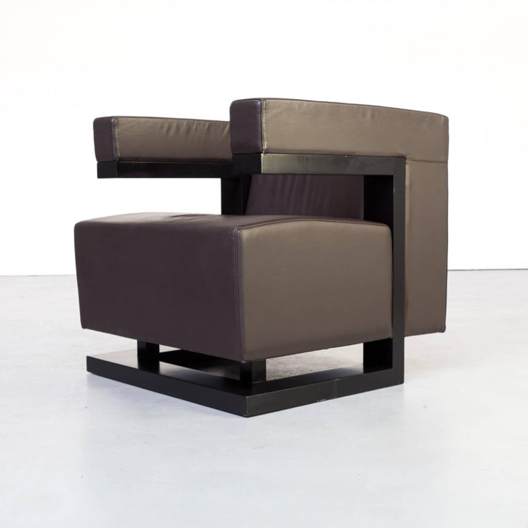 1970s Walter Gropius 'F51 Armchair' for Tecta Set of 2 3
