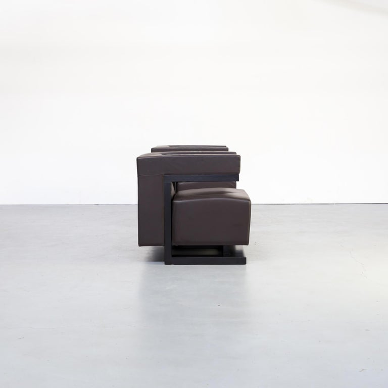 20th Century 1970s Walter Gropius 'F51 Armchair' for Tecta Set of 2