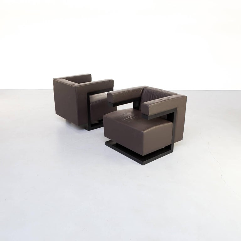 1970s Walter Gropius 'F51 Armchair' for Tecta Set of 2 1
