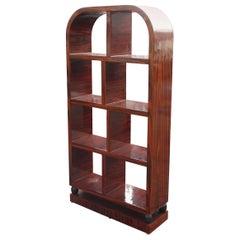 Art Deco Style Étagère Bookcase