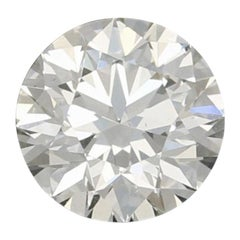 .72 Carat Loose Diamond, Round Brilliant Cut GIA Graded Solitaire VS1 G