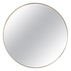 "72"" Circular Mirror, Power Mirror by Higashifushimi"
