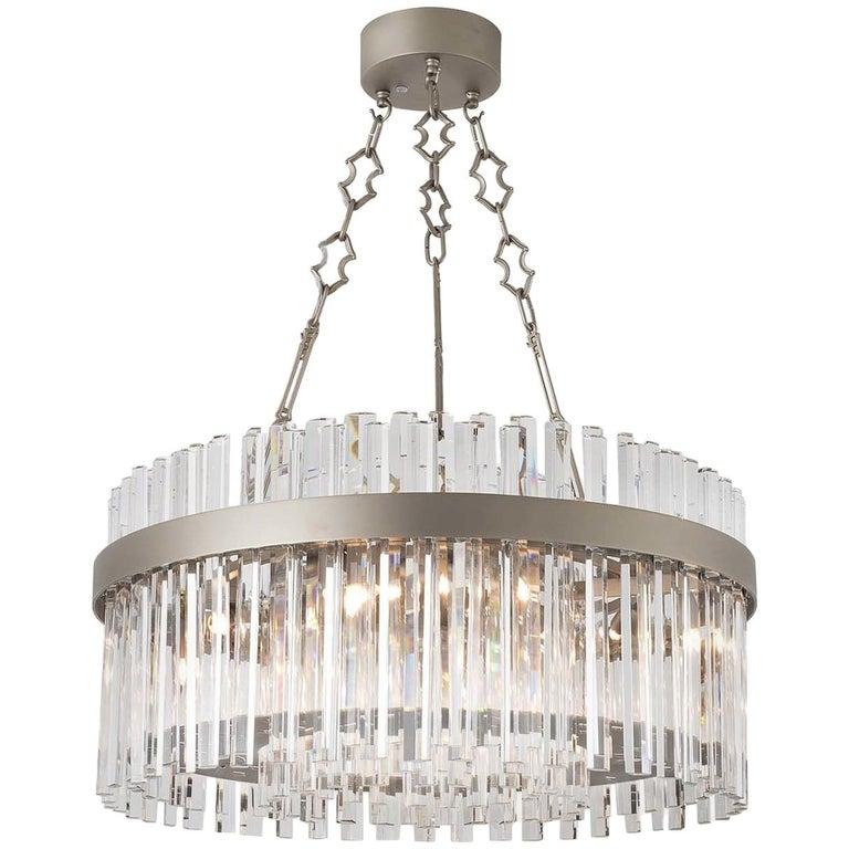 7200/S100 Round Suspension Lamp For Sale