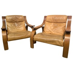 722 Woodline Armchair by Marco Zanuso, 1970, Rosewood, italian Mid-century