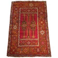 728 - Kirchir Turkish Carpet, 19th Century