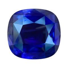 73,16 Carat Natural Sri Lankan Royal Blue Sapphire GRS Certificate