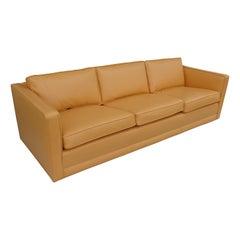 7.5 Mid Century Dunbar Style Sofa