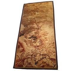 784 - 19th Century Aubusson Verdure Tapestry