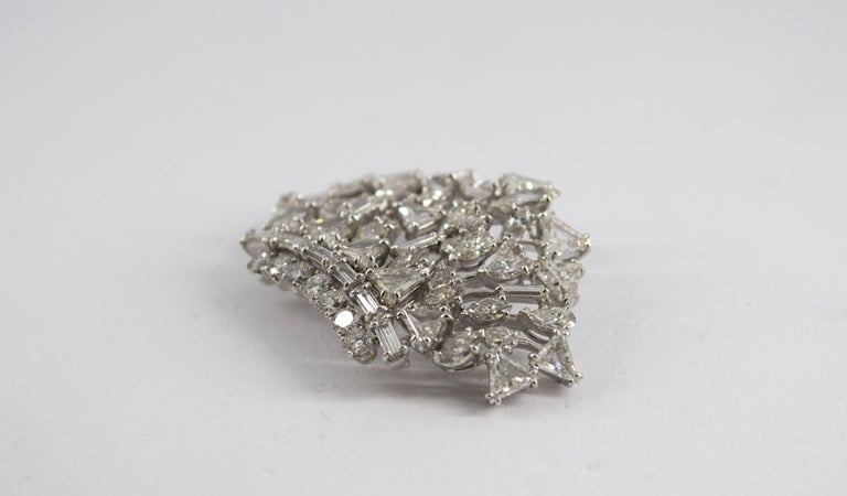 7.90 Carat Diamond Platinum