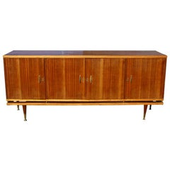 7ft Italian Buffet Dry Bar Credenza