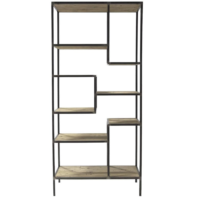 Eight Bookcase For Sale