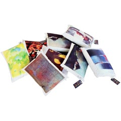 8 EGE Artline Decorative Cushions Klee & Amp, Various Artists, 1986, Denmark