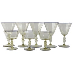 8-Piece Salviati Stemware Set