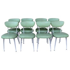 8 Shelby Williams Gazelle Cafe Dining Chairs