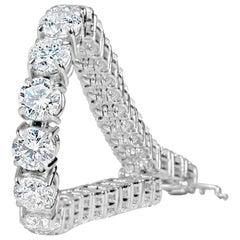8.00 Carat Diamonds Tennis Bracelet