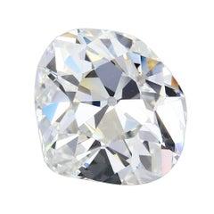 8.02 Carat Modified Heart Shape Diamond
