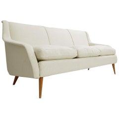 802 Sofa by Carlo de Carli for Cassina, 1950s