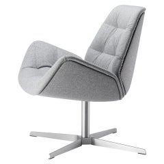 809 Swivel Lounge Chair Designed by Formstelle