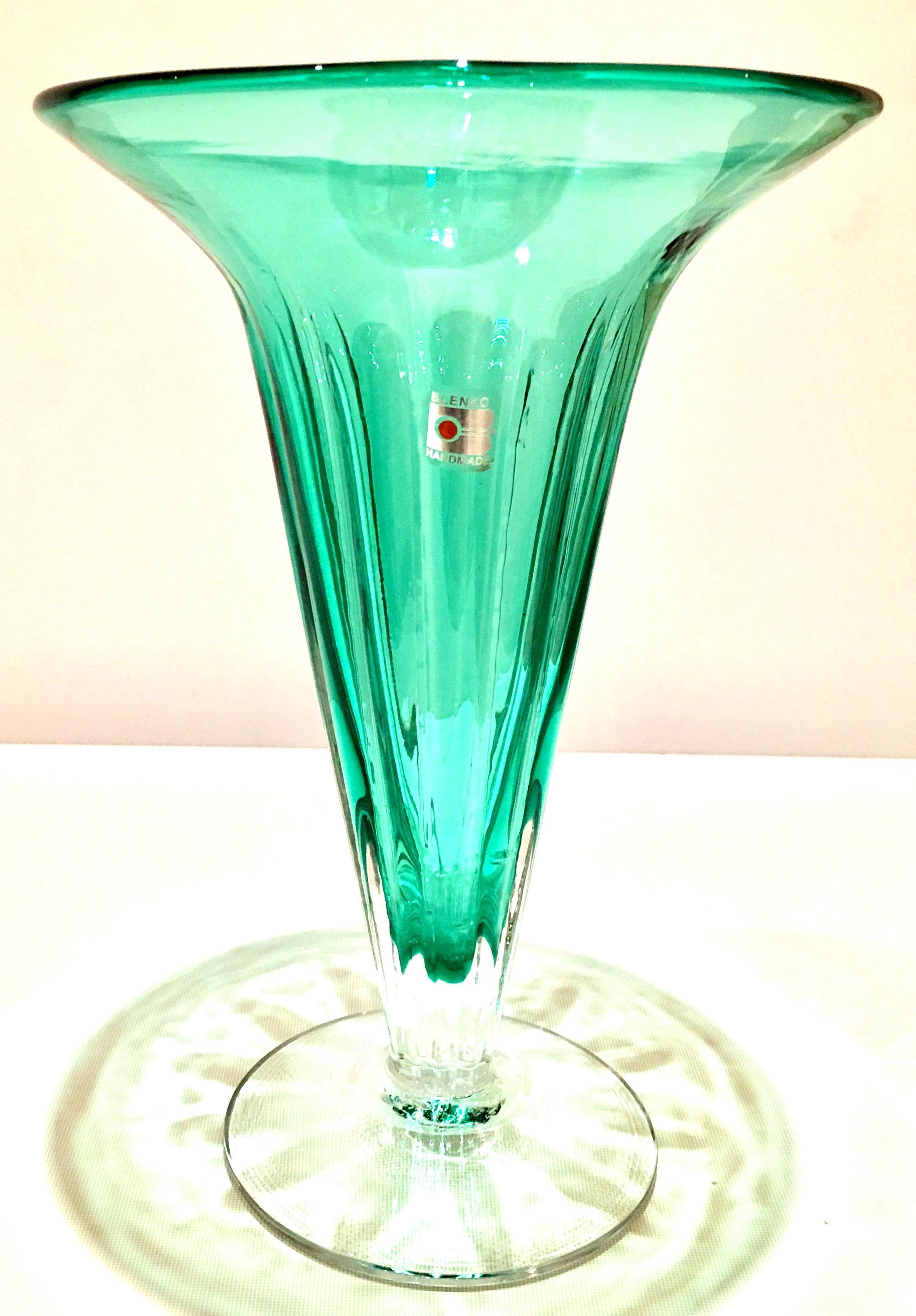 Straightforward Art Glass Bowls X 2 Glass
