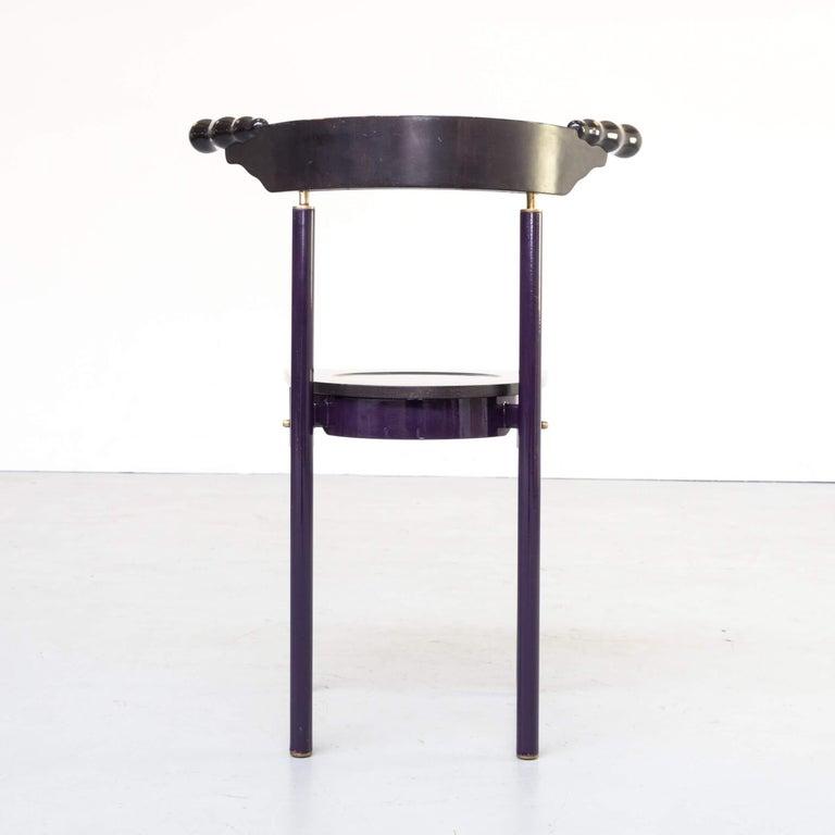 1980s Borek Sipek 'Jansky' Chairs for Driade, Set of 2 2