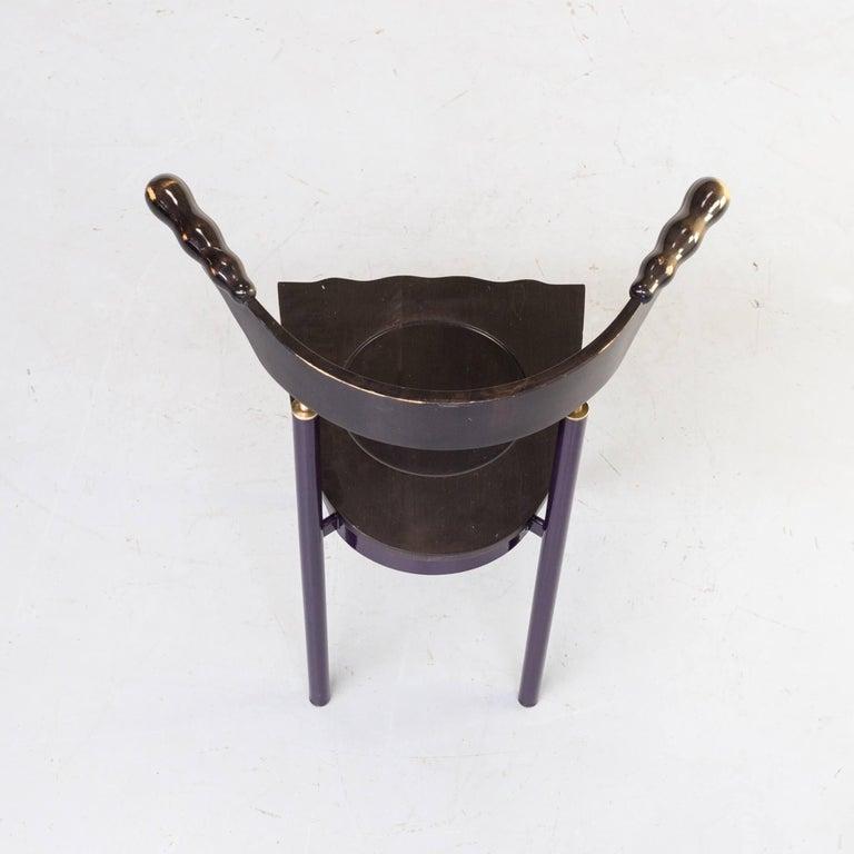 1980s Borek Sipek 'Jansky' Chairs for Driade, Set of 2 1