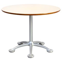 1980s Jorge Pensi Round Dining Table for Amat3