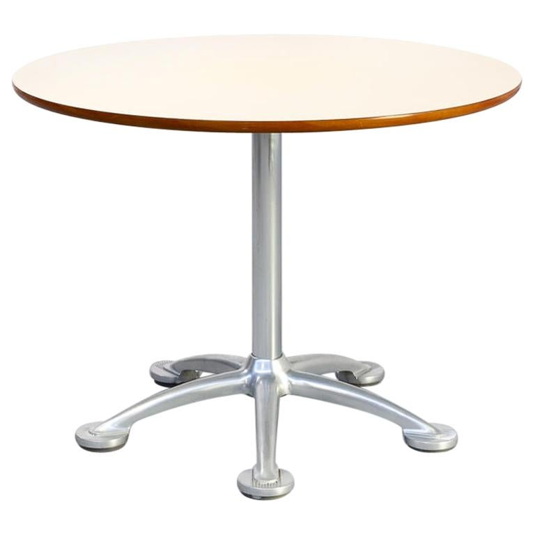 1980s Jorge Pensi Round Dining Table for Amat3 For Sale
