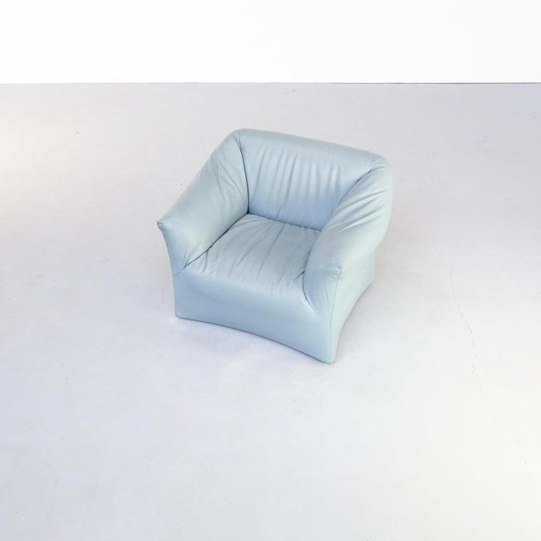 80s Mario Bellini Model 685 Sofa for Cassina Set/2 For Sale 1