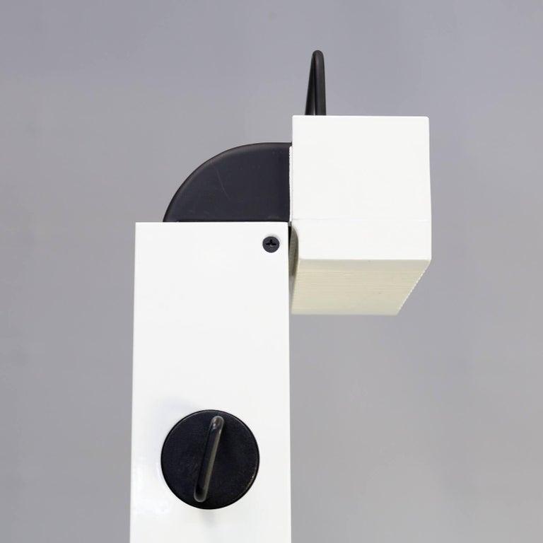 1980s Sergio Carpani 'Zagar' Dimmable Halogen Floor Lamp for Stilnovo For Sale 6