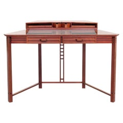 80s Umberto Asnago 'galaxy' Writing Desk for Giorgetti