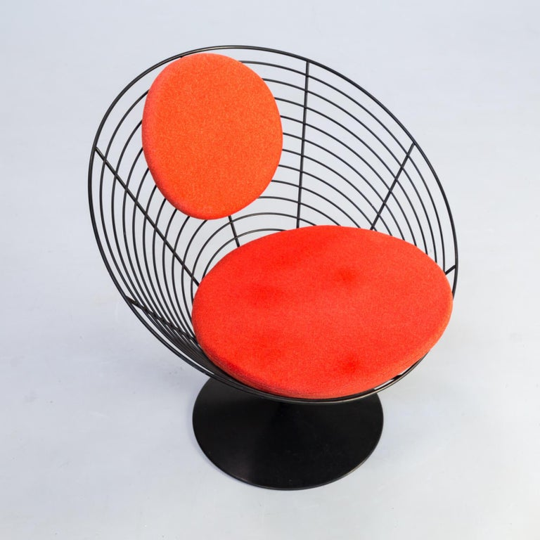 1980s Verner Panton Cone Chair for Fritz Hansen, Set of 2 For Sale 6