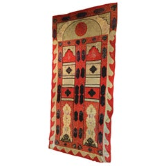 820 - Oriental Textile from the 19th Century