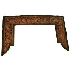 826 - 19th Century Tapestry Door