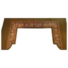 827 - Aubusson Tapestry Door
