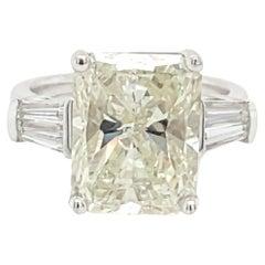 8.27 Carat Diamond Ring