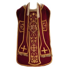 829, French Chasuble