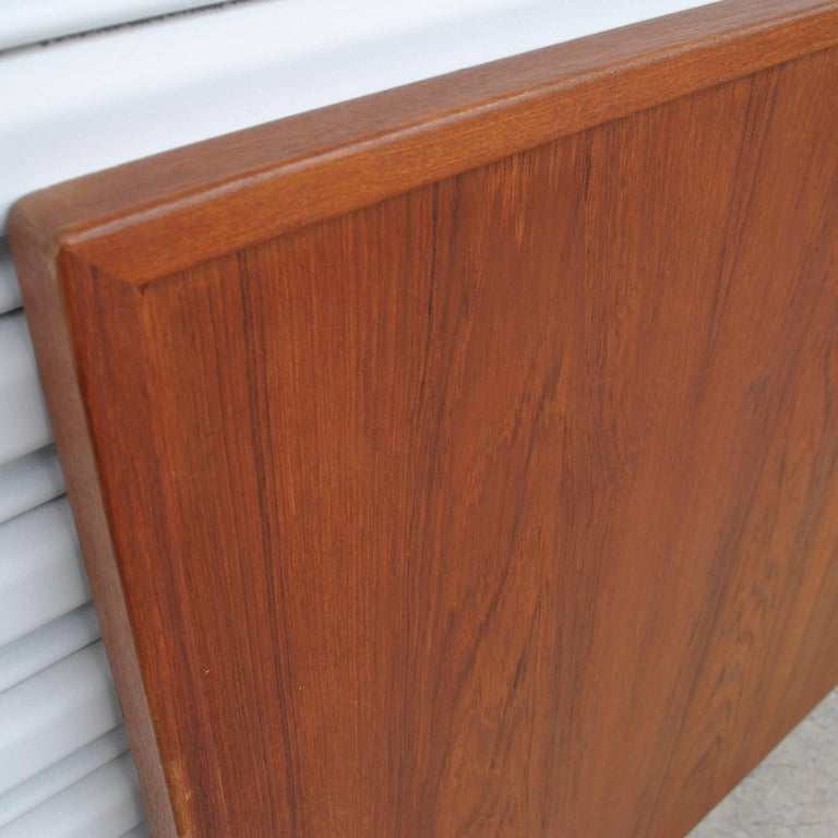 Vintage Midcentury Danish Headboard by Falster In Good Condition For Sale In Pasadena, TX