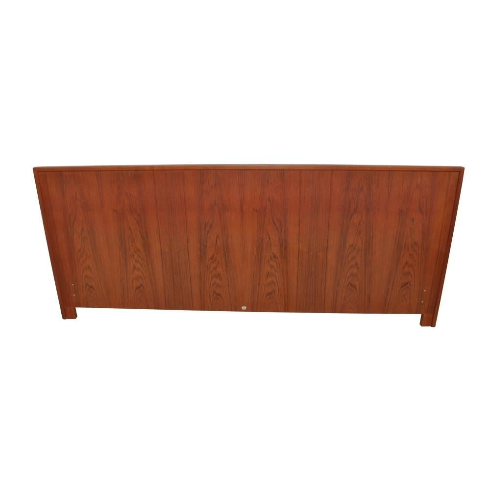 Vintage Midcentury Danish Headboard by Falster