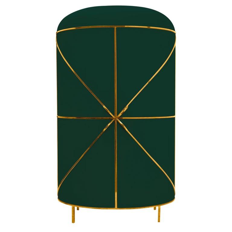 Nika Zupanc 88 Secrets Bar Verde Oro, new, offered by Scarlet Splendour