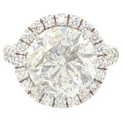 8.85 Carat Diamond Ring