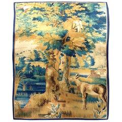 889 -  Felletin Tapestry, 17th Century