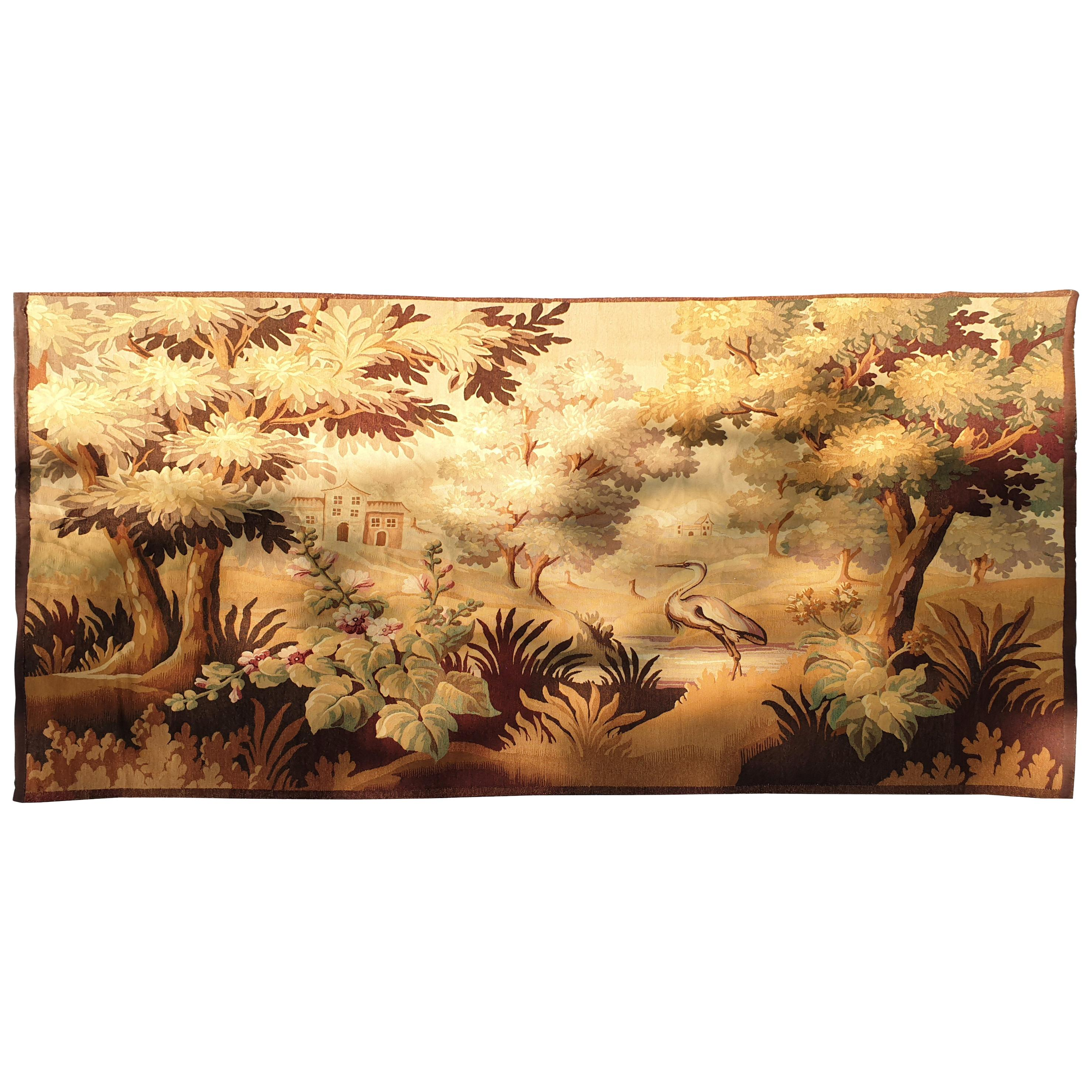 890 - 19th Century Tapestry Aubusson